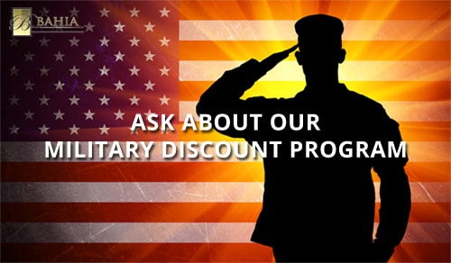 tampa military discount property management